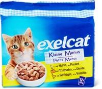 Exelcat mini Volaille