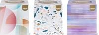 Mouchoirs et serviettes à démaquiller Kleenex et Tempo en emballages spéciaux, FSC