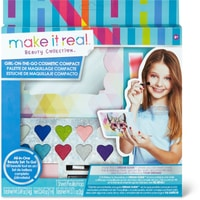Make it Real Girl on the go Cosmetic Compact Set