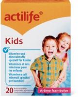 Actilife Kids arôme framboise