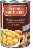 Kleine Kartoffeln