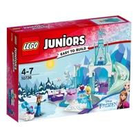 LEGO Juniors L'aire de jeu d'Anna et Elsa 10736