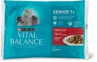 Vital Balance Senior 7+ manzo