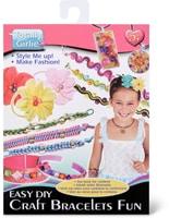 Totally girlie easy DIY Craft & Bracelet