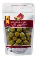 Toutes les olives Migros et Polli