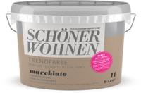 Schöner Wohnen Couleur tendance mate Macchiato 1 l