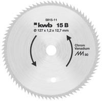 kwb Lama sega circolare Ø 184 x 16 D100