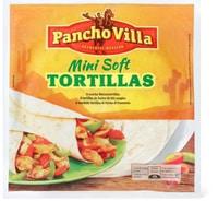 Pancho Villa Soft Mini tortillas