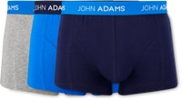 Shorts John Adams pour homme, le lot de 3