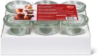 Weck WECK® Vasetto di vetro con bordo arrotondato-Set