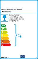 POP_Efficacité énergétique: A++ - E (exkl Leuchtmittel)