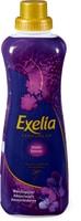 Adoucissant Exelia en bouteille et parfum pour le linge