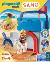 Playmobil Creativset Sandcastle