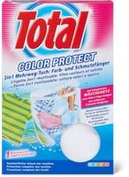 Lingette 2 en 1 réutilisable Total Color Protect