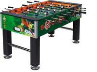 Baby-foot, le football de table, kicker vert