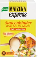 Liant pour sauces Maizena Express Knorr