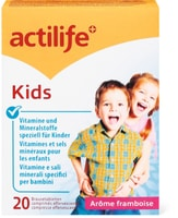 Actilife Kids Arôme Himbeer