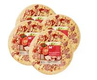 Pizzas M-Classic en lot de 4