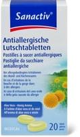 Sanactiv Antiallergische Lutschtabletten