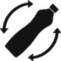Weitere Piktos: Vor Gebrauch schütteln