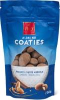 Almond Coaties Karamellies. Mandeln
