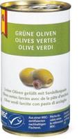 MSC Olive verdi con pasta di acciughe