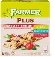 Farmer Plus Cranberry-protéine