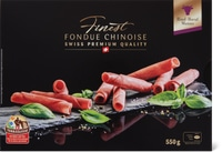 Carne di manzo per fondue chinoise Finest
