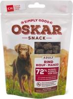 Snack al manzo per cani adulti Oskar