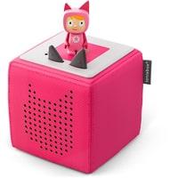 Tonies Hörbuch Toniebox - Starterset - Pink (DE)