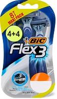 Rasoio usa e getta BiC Flex 3 in conf. speciale