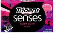 Trident Senses Berry Party