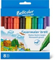 Bellcolor Bellcolor Stylos-feutre larges