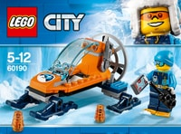 Lego City Mini-motoslitta artica 60190
