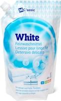 M-Classic Produit de lessive pour linge fin blanc