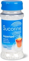 Sucorine Edulcorante a base di aspartame