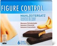 Figure Control banana/cioccol. barrette