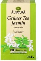 Alnatura Thé vert jasmin