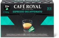 Café Royal Espresso Decaffeinato, UTZ