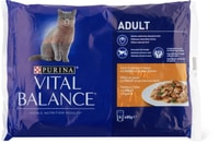 Vital Balance Adult Pollo in salsa