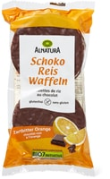 Alnatura galette de riz choco orange