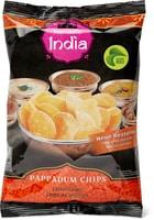 Bio Namaste India Papadum Chips
