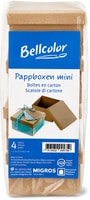 Mini-boîtes en carton Bellcolor
