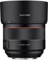 Samyang 85mm f / 1.4 Canon Objektiv