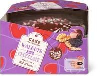 Cake Creations Walnuts and Chocolate