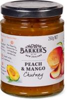 Peach & Mango Chutney Barker's