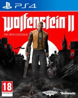 PS4 - Wolfenstein II: The New Colossus Box