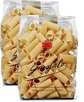 Spaghetti ou rigatoni Garofalo en lot de 2
