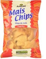 Alnatura chips De maïs au paprika