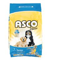 Asco Classic Senior volaille & riz